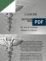 CANCER Preentation