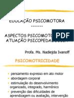 1. Ed. Psicom. Psicomotr x Psicoped 2014