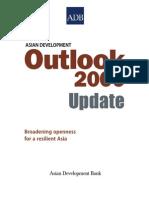 ADB -Economic Outlook Sep 2009