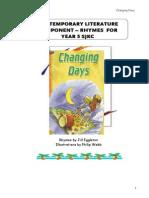 Changing Days Yr 5