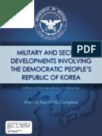 North Korea Military Power Report 2013-2014