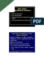 Ekotek3 Sk Bunga Nominal Efektif