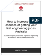 How to Increase Your Chances of Getting Your First Engineering Job in Australia