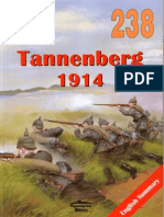 Wydawnictwo Militaria 238 - Tannenberg 1914