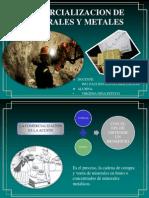 Comercializacion de Minerales y Metales Expo..!!!