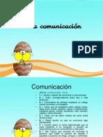 La comunicación. 2014