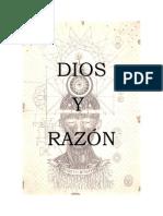 DIOS Y RAZÓN