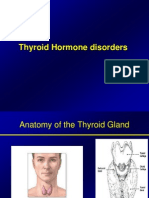 Thyroid H Disorders