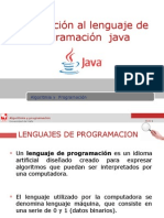 Clase_2 Intoduccion Java