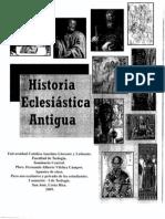 Apuntes Historia Eclesiástica ANTIGUA (30-700)