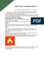 Pengertian Model View Controller Code Web
