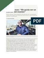 Walter Lezcano - Entrevista a Fabián Casas.