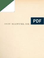 Don Manuel de Salas. T.I. 1895
