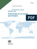 Desarrollo en Un Mundo Que Envejece ONU 2007