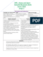 fundamental movement skills term 1 stage 3 2014