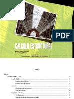 Cálculo Estructural - Manuel Gasch Salvador