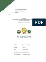 Cover Laporan Indolakto
