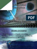 Medio Interno y Homeostasis 2013