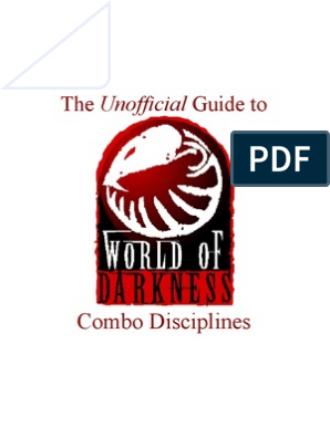Revised Guide Vampire Combo Disciplines
