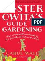 March Free Chapter - Mister Owita's Guide to Gardening by Carol Wall
