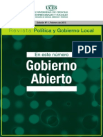 REVISTA DIGITAL POLITICA Nª1