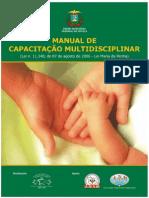 Manual de Capacitação Multidisciplinar - Lei Maria da Penha