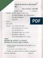 Prashant Bhushan opposed removing references to Bhagat Singh as Terrorist - Delhi High Court Order