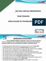 Team Terasvin Supra Virtuals Ppt1