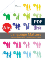 Why Language Matters for the Odm