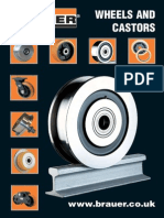 Wheels and Castors Catalogue
