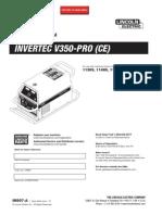 Invertec v350 Pro
