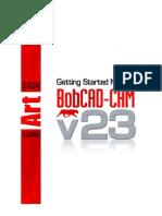 V23 BobART Getting Started Manual