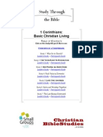 1 Corinthians-Basic Christian Living