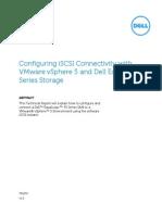 Configure iSCSI Connectivity With VMware vSphere 5