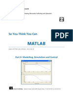 MATLAB Course - Part 2