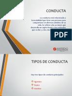Conducta 1