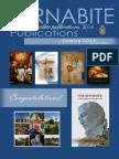 Barnabite Publication Catalog 2014