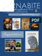 Barnabite Publication Catalog 2014