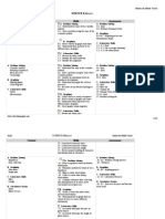 curriculum map - grade 08 - science