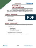 Info General Sistema Experto Komanda