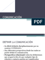 Martín Algarra (Teoría de la Comunicación una Propuesta)