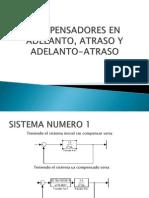 Compensadores en Adelanto, Atraso y Adelanto-Atraso (1)