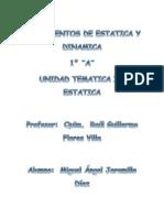 Fundamentos de Estatica y Dinamica