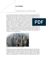 Paisajes urbanos virtuales