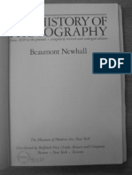 The History of Photography. Beaumont Newhall