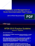 12 Acute Decompensated HF