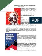 LA DIFUSIÓN DEL COMUNISMO FUERA DE EUROPA Y SUS EFECTOS EN LAS RELACIONES INTERNACIONALES