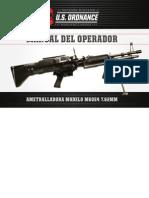 MK43Spanish Manual