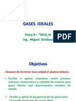 Gases Ideales Fisica