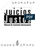 Manual de Juicios Justos - Amnistia Internacional